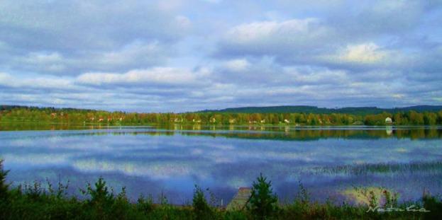 Rådasjön mot Uddeholm