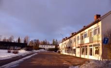 Vägen mot f d Stjärnhallen, Uddeholms station