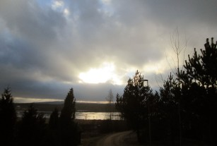 Tagen från Björkhagsvägen