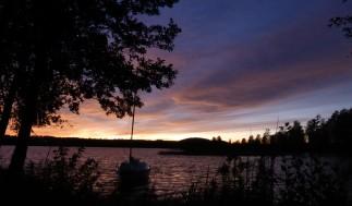 2015-10 Uddeholm Rådasjön från piren