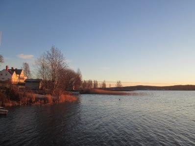Rådasjön mot söder