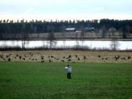 2016-11 Uddeholm Klarälvsbanan Fågelfotografen blev visst själv fotograferad