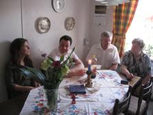 2003 0316 Lasse 70 år