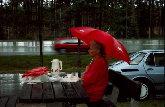 Ann-Cathrine semesterbild regn