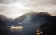 Norge runt 90 Geiranger