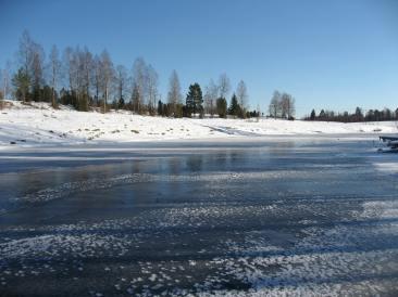 2013-03Vinter med snö och is