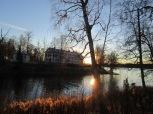 Uvåns mynning och Uddeholms herrgård