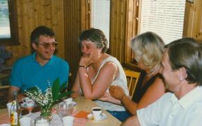 1988 HSTA 20 års jubileum Bua