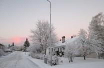 2015-12 Huset - vinter