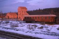 Stjärnsfors Kvarnen och tåg