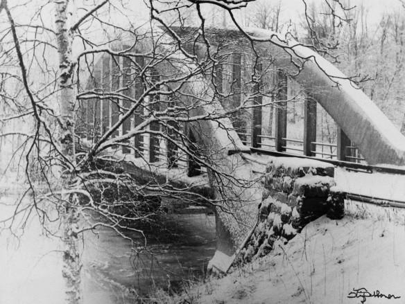 Gamla bron Uddeholm