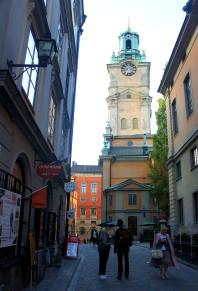 Mot Storkyrkan