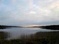 Rådasjön sedd från Sjögränd