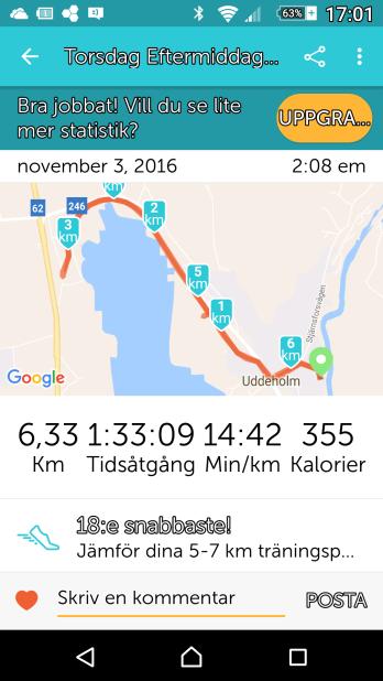 Runkeepers dokumentation