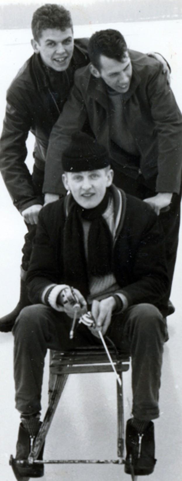 "Ulf Sandahl, ""Gugge"" o Jan Qvick"
