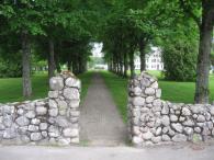 Uddeholm herrgårdsparken allén