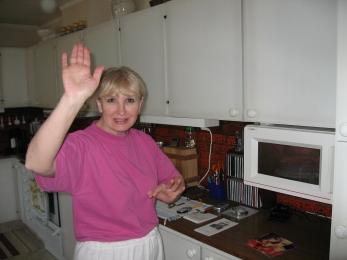 Natalia 55 år