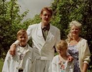 Christian Johan Maria Ann-Cathrine 80-talet