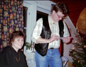 Jul Forshaga Janeth o Stefan 80-talet