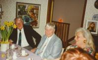 Henry Andersson Tage Östman och Ann-Cathrine
