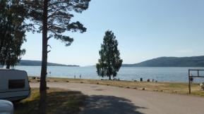 Lysvik, Fryken från Lysvik camping