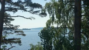 Lysvik Övre Fryken mot söder