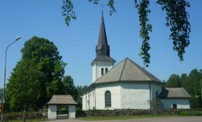 2018-06 Lysviks kyrka