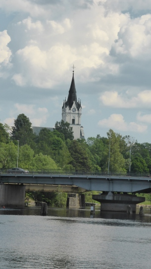 2018-06 Sunne kyrka - vacker!