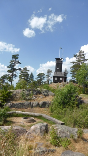 Tossebergsklättens utkikstorn