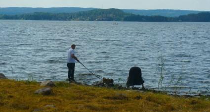 Arvika 1 Han, hon och Glafsfjorden