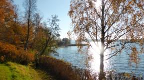 201809274Promenad herrgårdsparken o södra gärdet