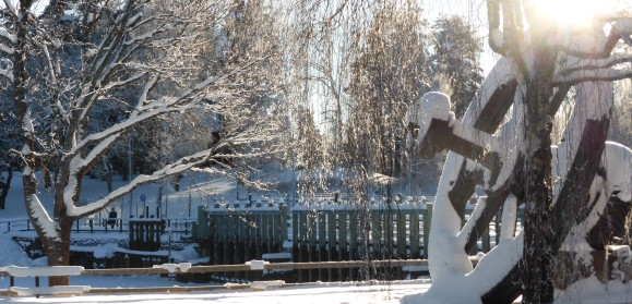2019-01 Hagfors Vid Uvån -17 grader