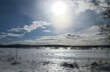 2018-01 Uddeholm Södra gärdet Rådasjön norrut