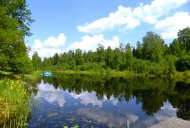 Bild uppströms