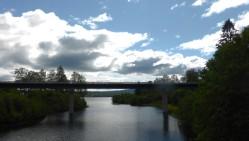 20190705 2 Råda Årosälven med bron över 62an