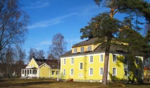 Uddeholms Hotell och närmaste annexet