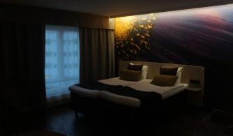 Övernattning Memory Hotel i Kista