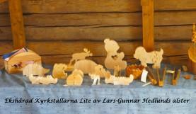 Ekshärad Kyrkstallarna Lars-Gunnars