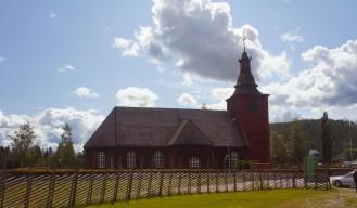 Ekshärad Kyrkan