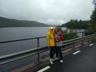 Sunnemo Från bron mot Grässjön