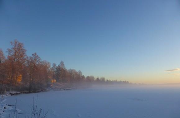 Nyårsafton 2014 -21 grader