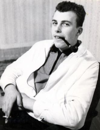 Min fosterbror Rolf Pettersson