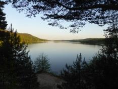 2014-05 Sunnemo Lidsjön fr Lidsbron