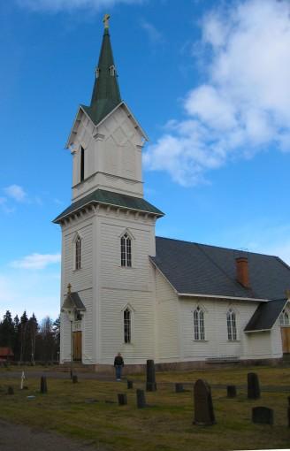 2006-04 Tyngsjö kyrka