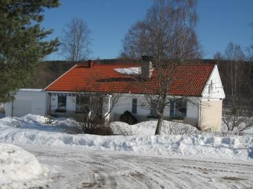 2011-03 Huset - vinter
