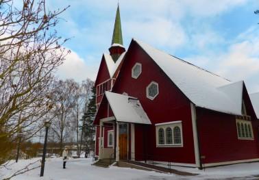 2014-01 Hagfors kyrka