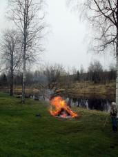 2008-04 Tage Mattias och Theo och jag som eldare2016 Regnbåge