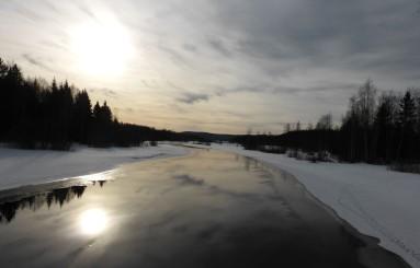 2015-02 Noret mellan Mossbergsjön och Busjön