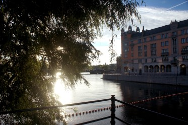 Stockholm Mot Rosenbad