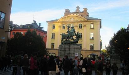 Stockholm S:t Göran och draken